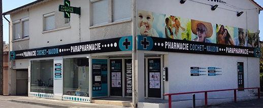 Pharmacie Cochet- Naudin,CUGNAUX